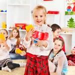 zajęcia dzieci w Tęczowej Krainie