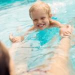 zajęcia w basenie dla dzieci w Tęczowej Krainie